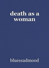 death as a woman