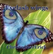 Eyelash wings