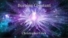 Burning Constant
