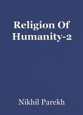 Religion Of Humanity-2