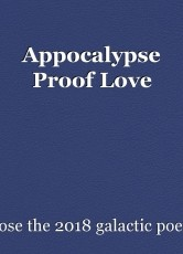 Appocalypse Proof Love