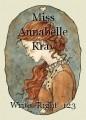 Miss Annabelle Kray