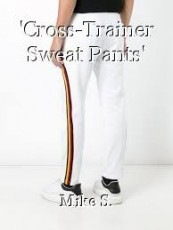 'Cross-Trainer Sweat Pants'