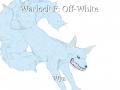 Warlock F: Off-White