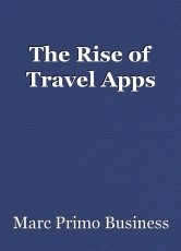 The Rise of Travel Apps