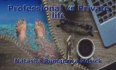 Professional vs Private life