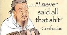 Confucius Time!