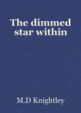 The dimmed star within