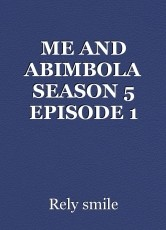 ME AND ABIMBOLA SEASON 5 EPISODE 1