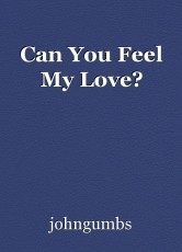 Can You Feel My Love?