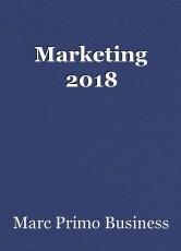Marketing 2018