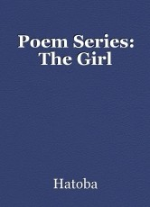Poem Series: The Girl