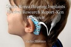 South Korea Hearing Implants Market Research Report-Ken Research