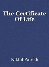 The Certificate Of Life