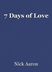 7 Days of Love