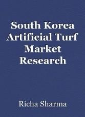 South Korea Artificial Turf Market Research Report-Ken Research