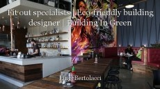 Fit out specialists | Eco-friendly building designer | Building In Green