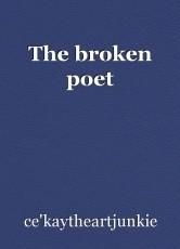 The broken poet