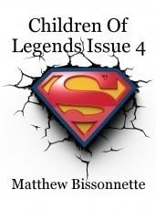 Children Of Legends Issue 4