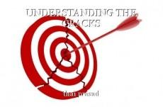 UNDERSTANDING THE CRACKS