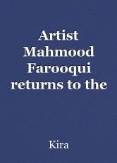 Artist Mahmood Farooqui returns to the stage with Dastan-e Karn Az Mahabharat