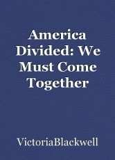 America Divided: We Must Come Together