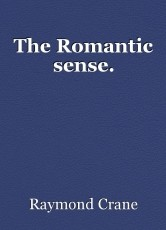 The Romantic sense.