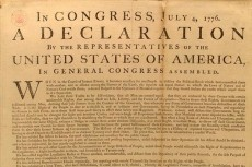 I Wrote The Declaration of Independence