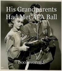 His Grandparents Had Met At A Ball