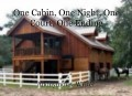 One Cabin, One Night, One Court, One Ending