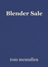 Blender Sale