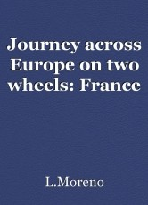 Journey across Europe on two wheels: France
