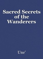 Sacred Secrets of the Wanderers