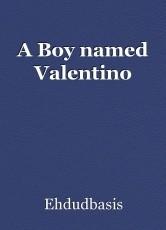 A Boy named Valentino