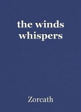 the winds whispers