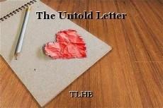 The Untold Letter