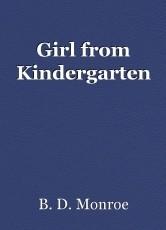 Girl from Kindergarten