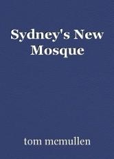 Sydney's New Mosque