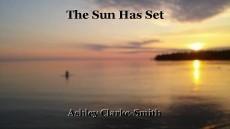 The Sun Has Set