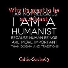 Why its great to be an Atheist