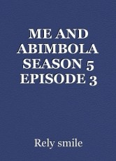 ME AND ABIMBOLA SEASON 5 EPISODE 3