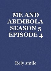 ME AND ABIMBOLA SEASON 5 EPISODE 4