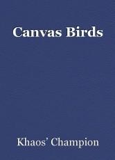 Canvas Birds