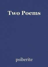 Two Poems