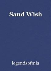 Sand Wish