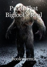 Proof That Bigfoot's Real