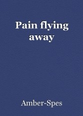 Pain flying away