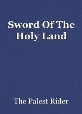 Sword Of The Holy Land