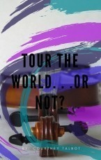 The Glitter Girls - Book 1 - Tour the World
