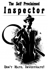 The Self Proclaimed Inspector